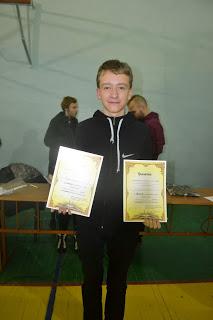 Сироватко Олексій - 9-А клас